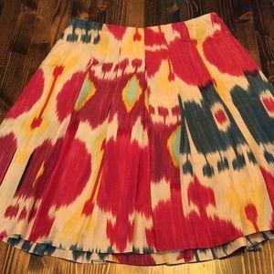 Lauren Silk Skirt